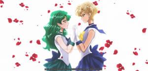 SAILOR MOON CRYSTAL - Love Senshi