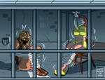 Cellmates by AJadeShadow