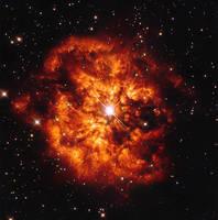 A Hubble Cosmic Couple