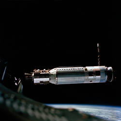 March 16, 1966: Gemini's First Docking of Two Spa