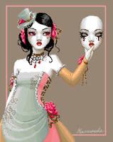 Mascarade by kafine
