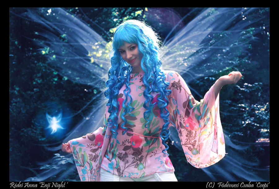 Fairy Girl by EnjiNight
