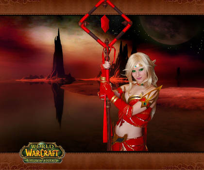 World of Warcraft - Blood elf