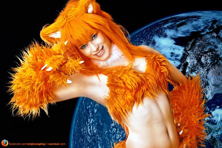 Firefox by EnjiNight