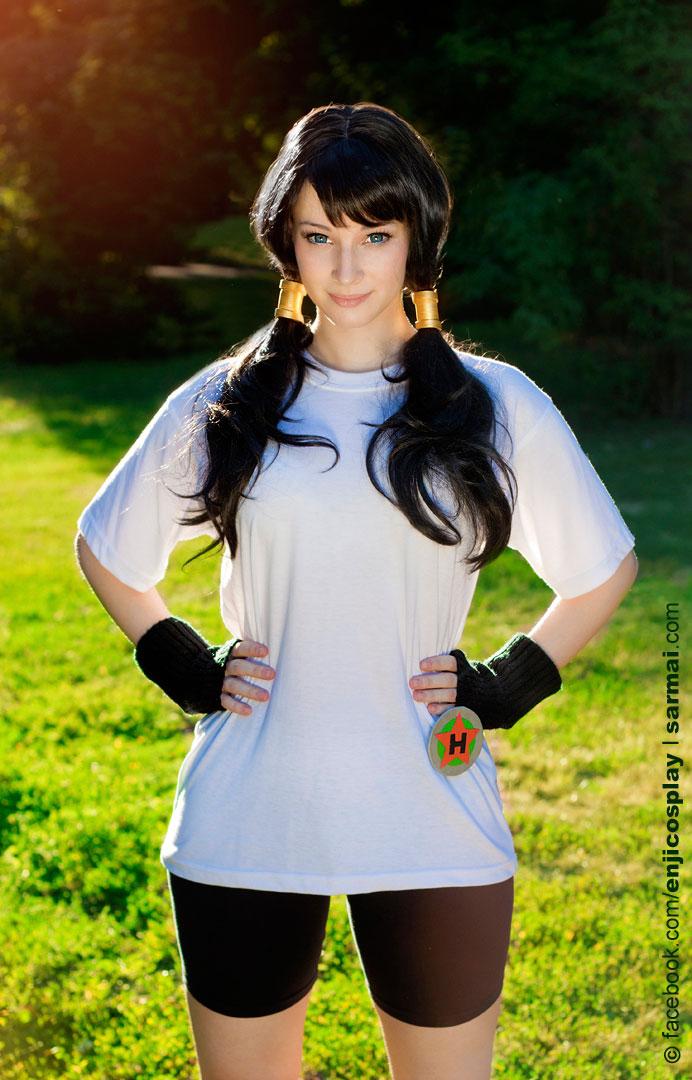 Dragon ball girl cosplay