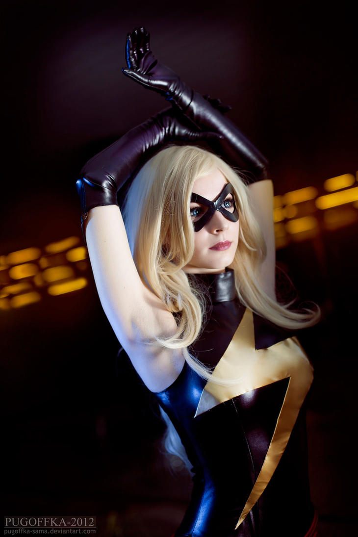 Ms Marvel cosplay III by EnjiNight