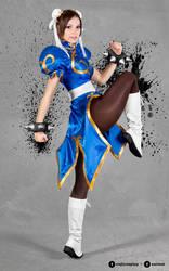 Chun Li cosplay IV.