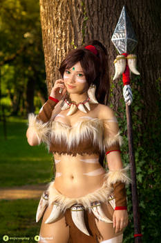 Nidalee - League of Legends cosplay II.