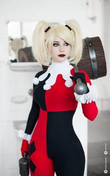Harley Quinn cosplay I.