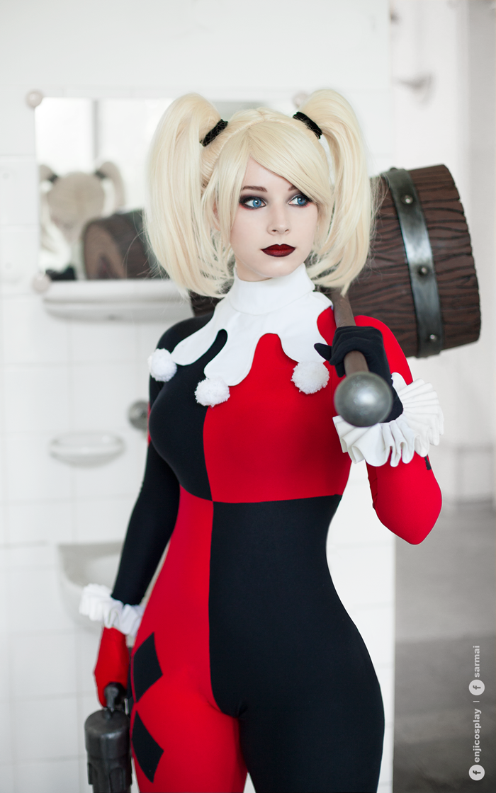 harley quinn cosplay pics. Black Bedroom Furniture Sets. Home Design Ideas