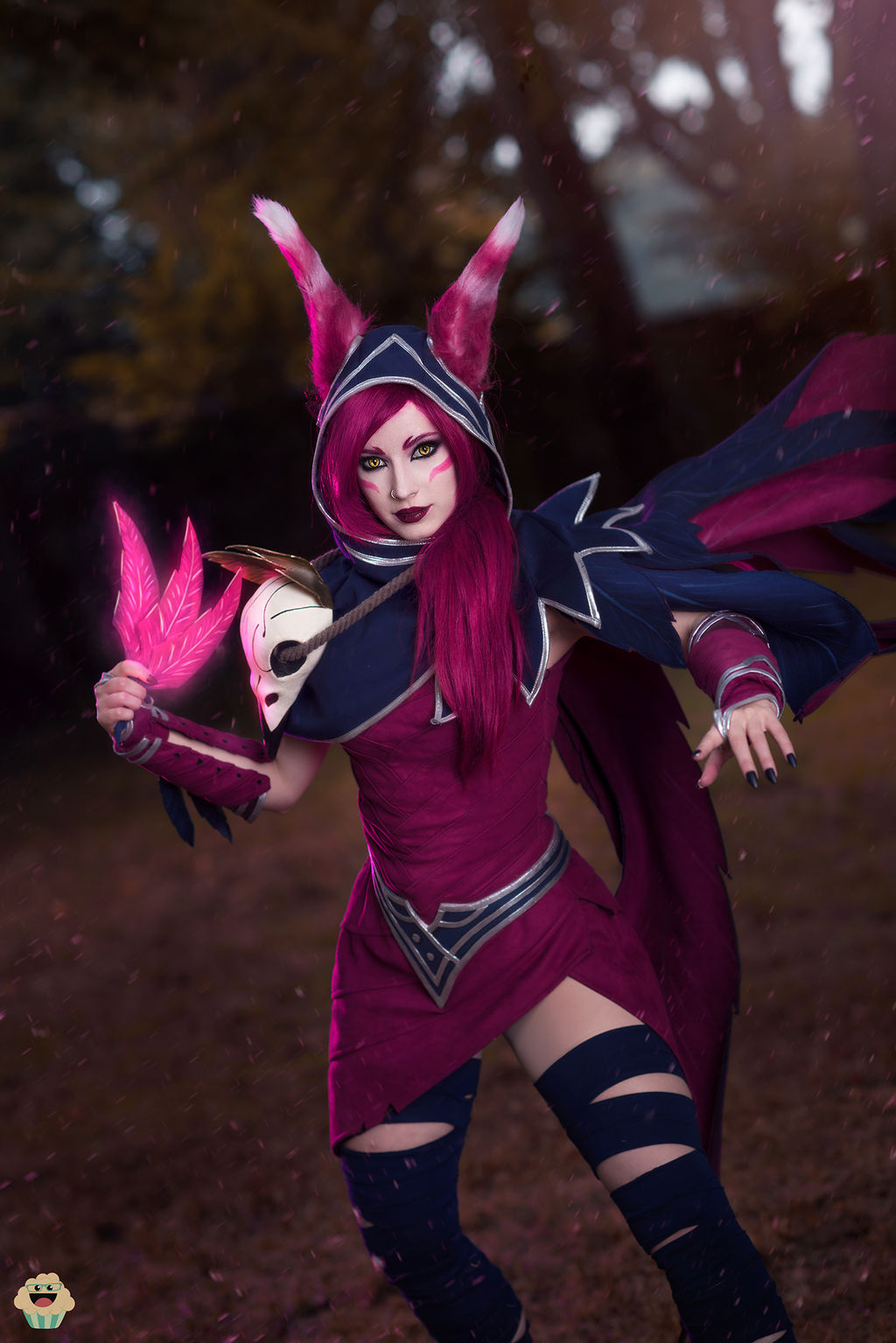 Xayah - League of Legends cospaly I.