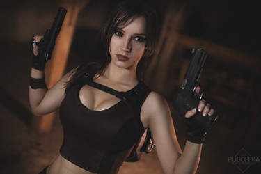 Lara Croft cosplay - Tomb Raider  VI.