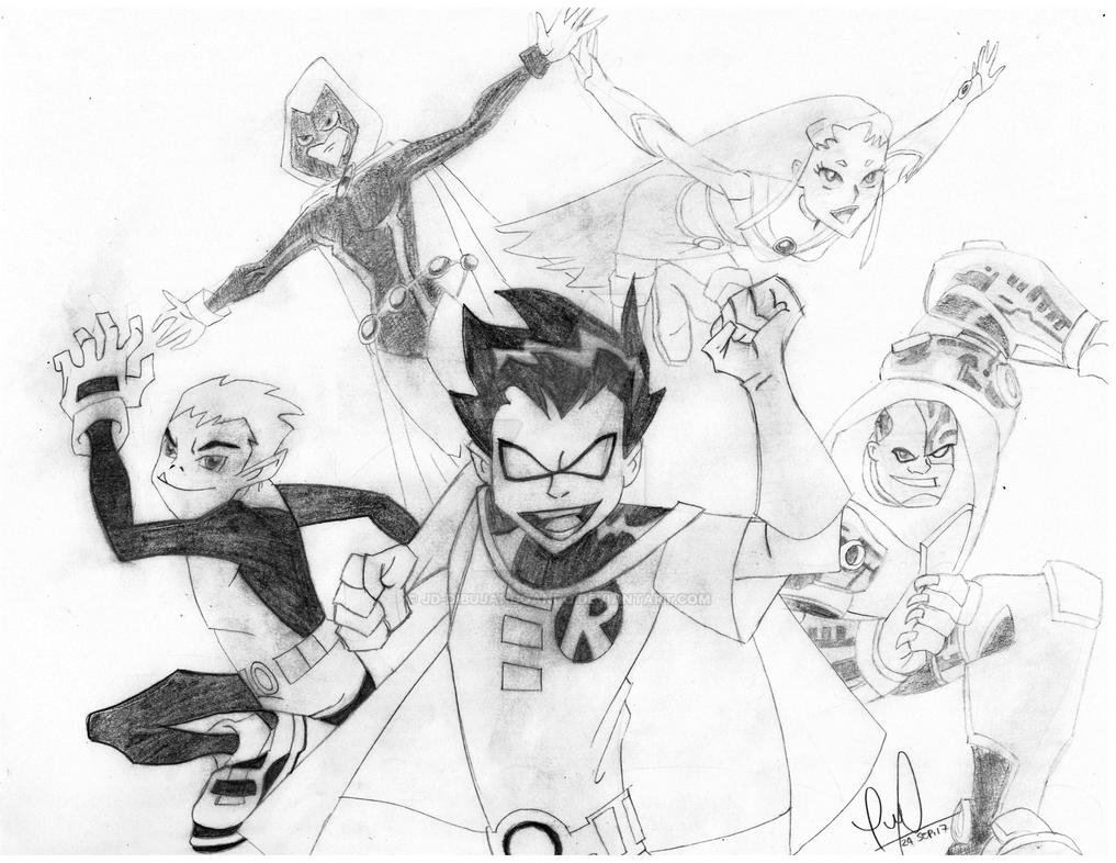 Pencil drawing by jd dibujandoando