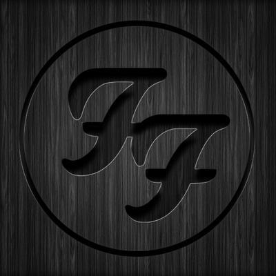 foo fighters wooden logo by tomplumpton on deviantart