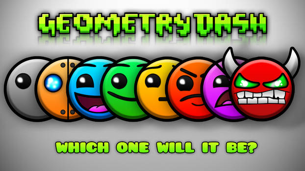 Geometry Dash Difficulty Wallpaper 2