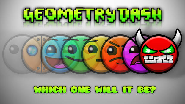 Geometry Dash Difficulty Wallpaper