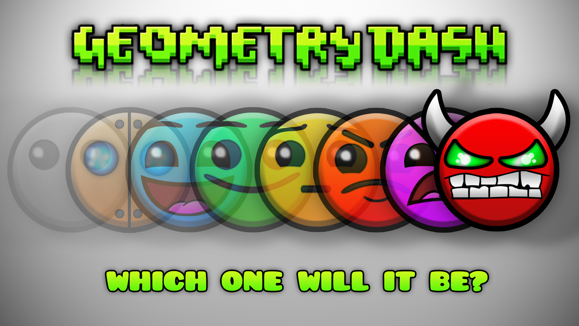 how to change the font size in geometry dash