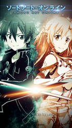 Sword Art Online iPhone6 Wallpaper