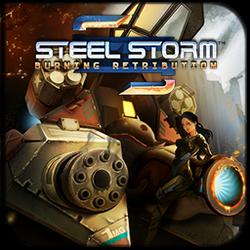 Steel Storm Burning Retribution by creidiki