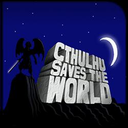 Cthulhu Saves the World by creidiki