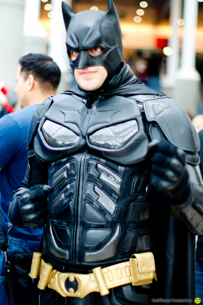 AX 2012: Batman by Chibimofo