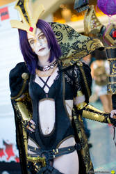 AX 2012: League of Legends by Chibimofo