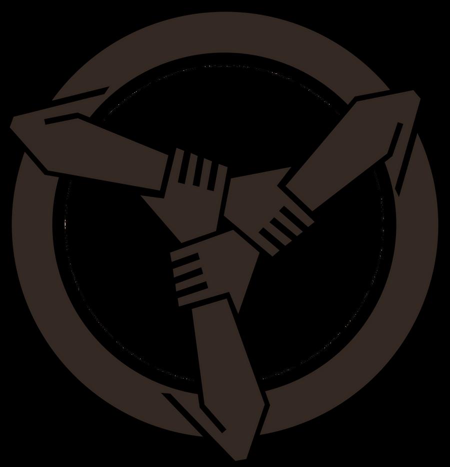 helghast original logo by FenixArtBox on DeviantArt  helghast origin...