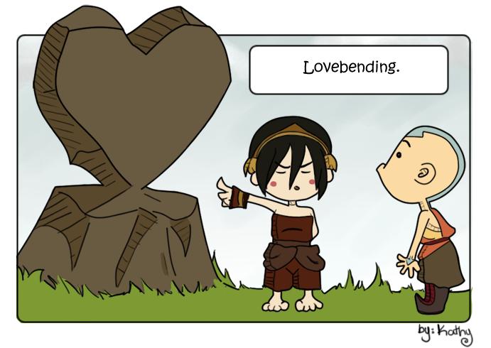 Lovebending. by Kathytachan