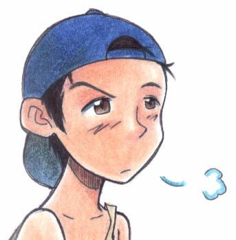 Me by THIAGORAMOS