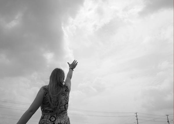 Reach For The Sky by ForbiddenKitsune