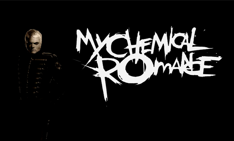 Gerard Black Parade Wallpaper By Realtimelord