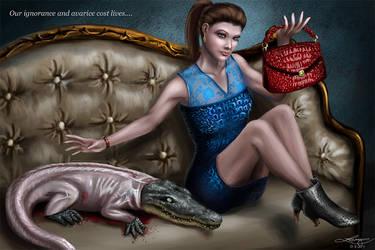 Crocodile Skin Trade