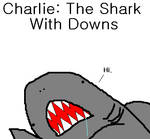 Charlie: The Shark With Downs