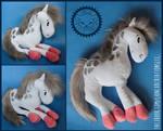 + Commission: Berik the Horse +