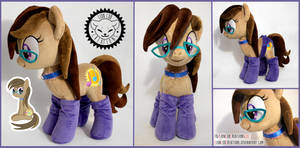 + Plush Commission: Dawnsong + by LionCubCreations