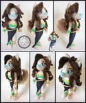 + Plush Commission: Mari + by LionCubCreations