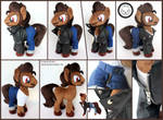 + Plush Commission: TrouserSnake + by LionCubCreations