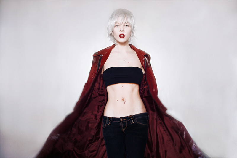 Female Dante by morexod