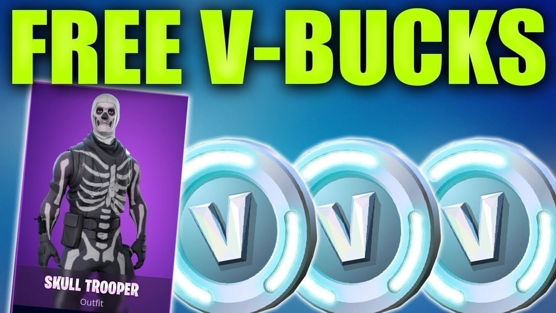 Free V Bucks Without Human Verification