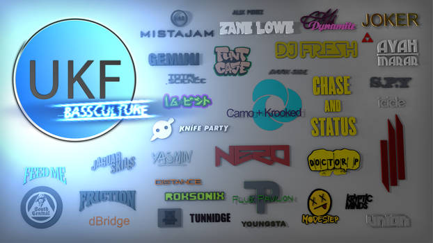 UKF Bass Culture Wallpaper
