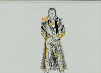 Loki of Asgard by Dancso96