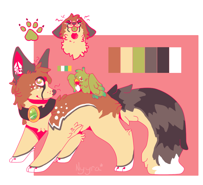 Loola ref by peabutts