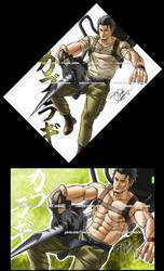 My Favorite Character(4-4): Kaburagi
