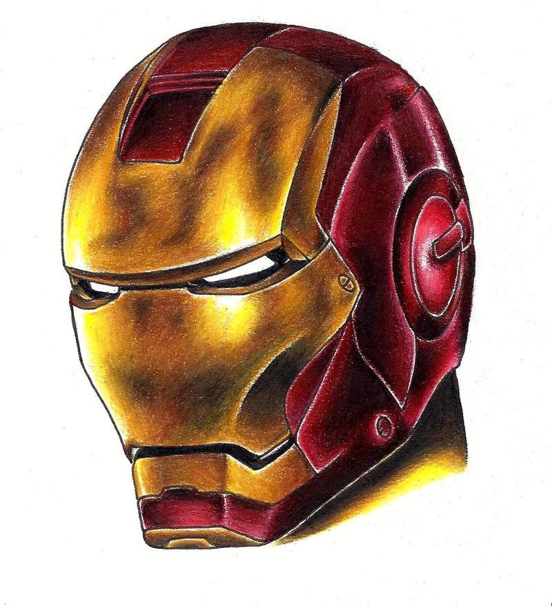 Iron Man tattoo design by LarcDEAR on DeviantArt