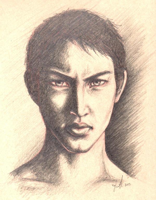 Sketch 11.15.13 by LarcDEAR