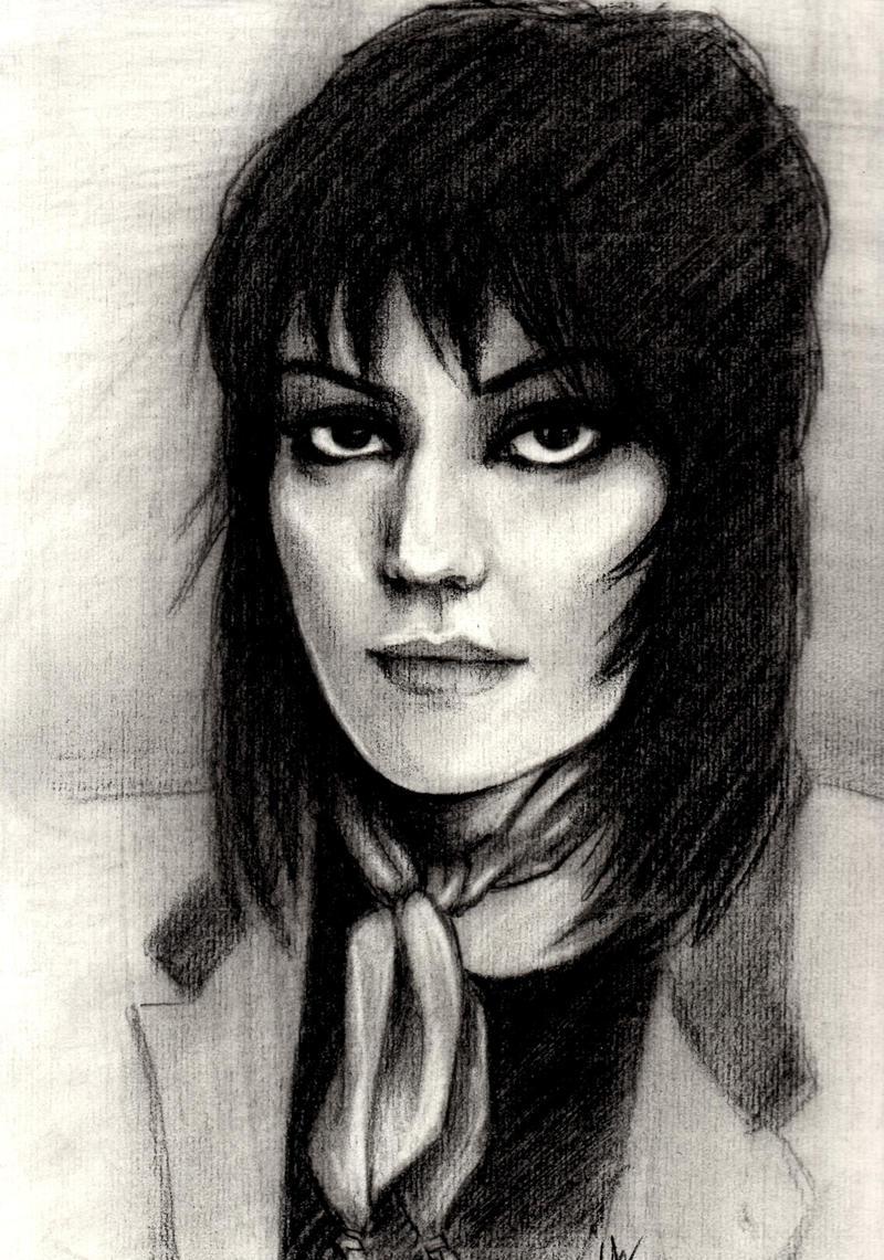 Joan Jett: I Love Rock and Roll by LarcDEAR