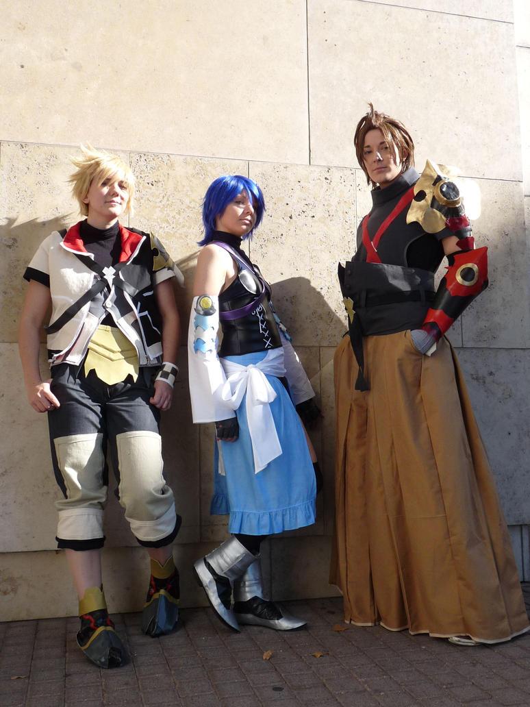 Terra Cosplay Kingdom Hearts 66505 Applestory
