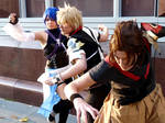 KH BBS: Together we'll fight