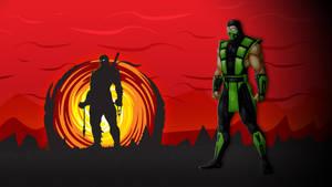 Scorpion VS Reptile - Prepare For Fight