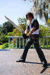 Squall - Gunblade Specialist